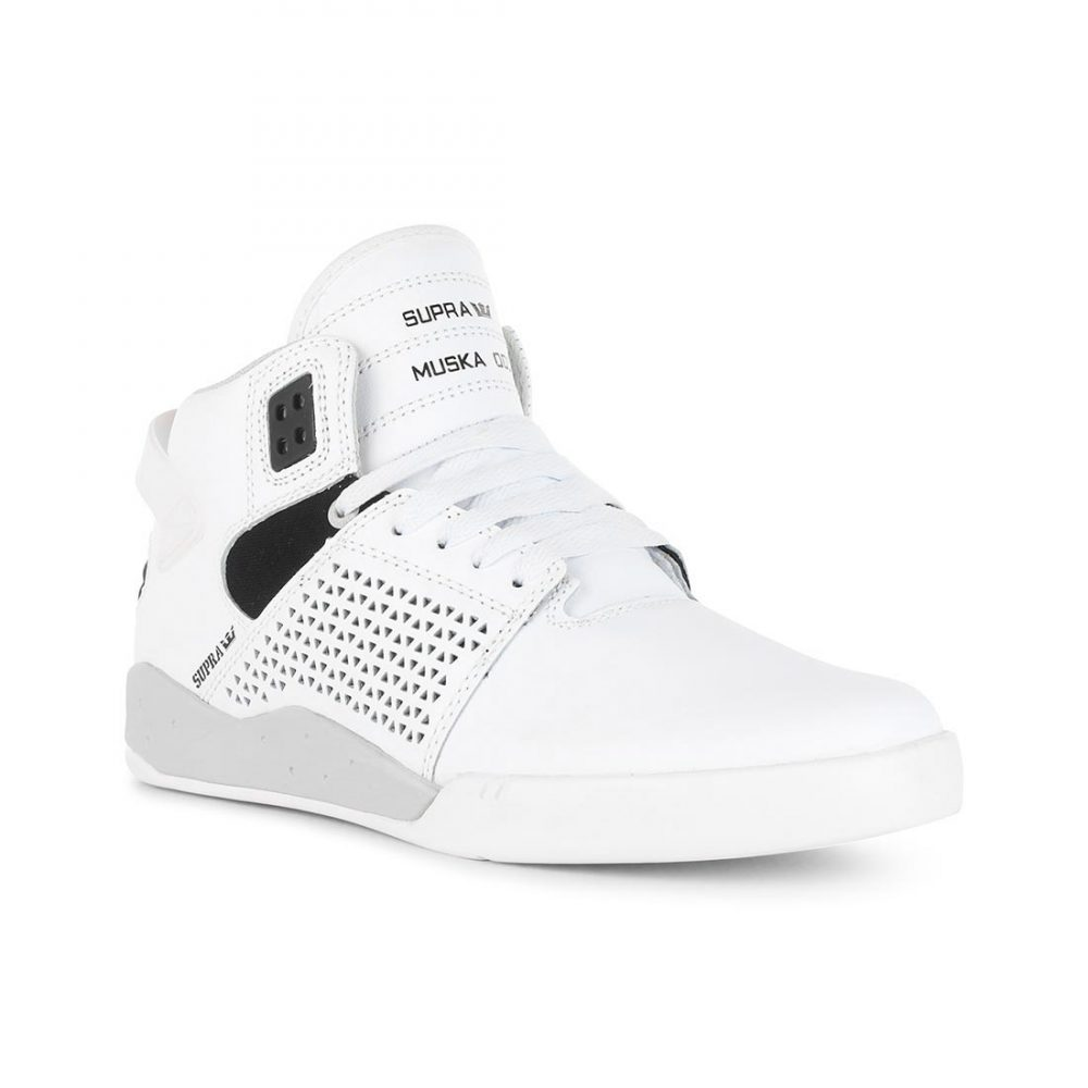 Supra Skytop 3 White