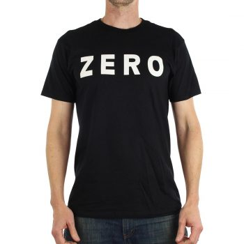 Zero Army T-Shirt Black