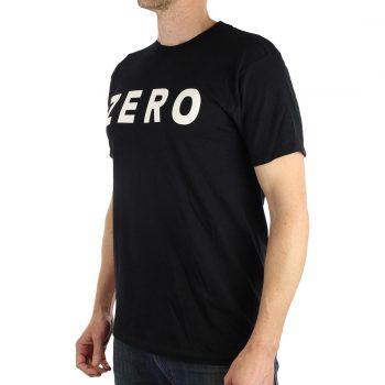 Zero Army T-Shirt Black