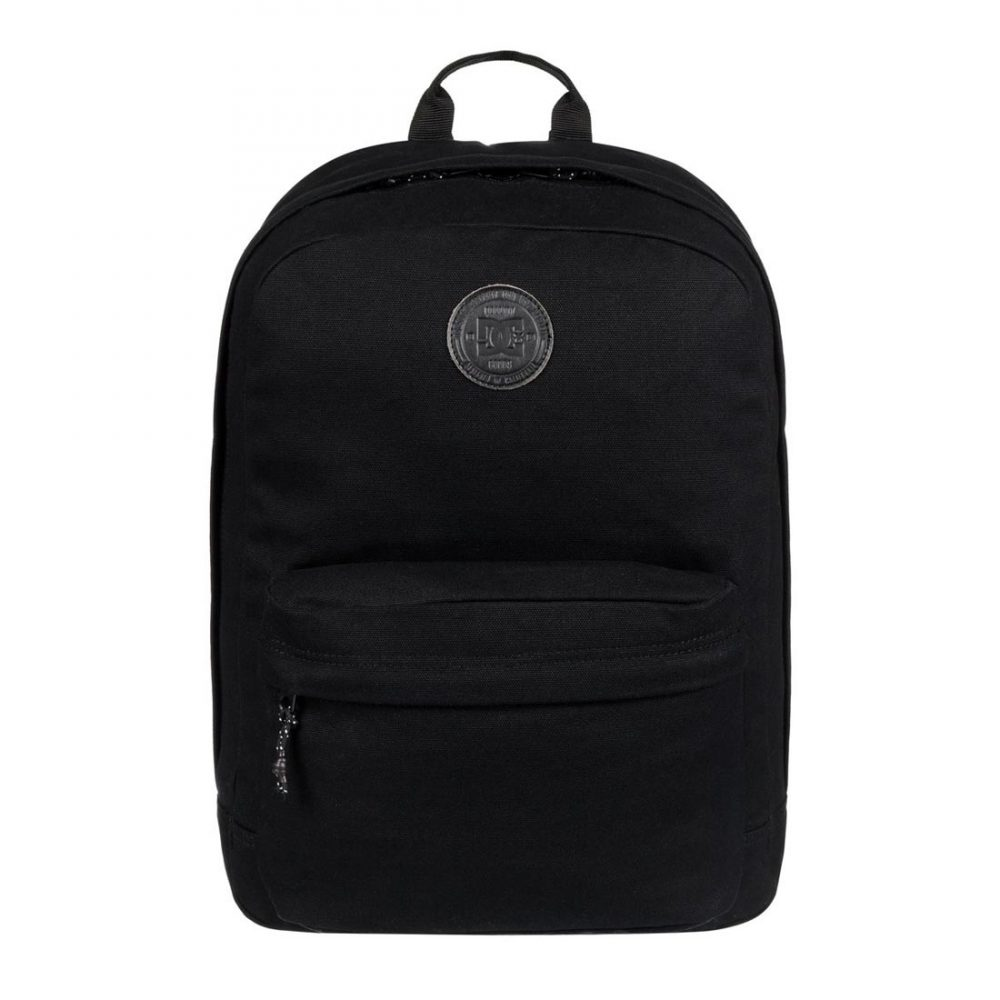 1230d3bc8ff Levis Canvas Backpack In Black | The Shred Centre