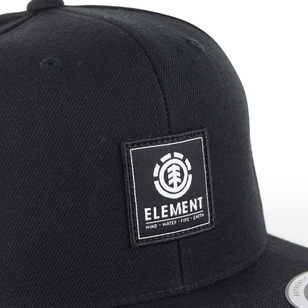Element-State-Adjustable-Cap-Original-Black-02