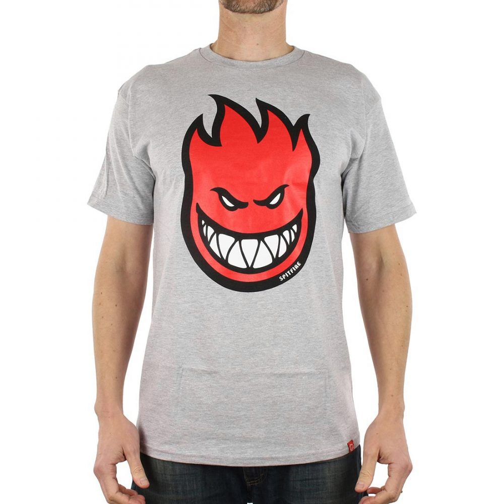 Spitfire-Bighead-Fill-T-Shirt-Athletic-Heather-Red-1