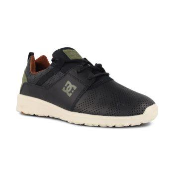 DC Shoes Heathrow Black Camo