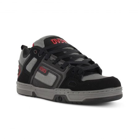 DVS Comanche Black Red