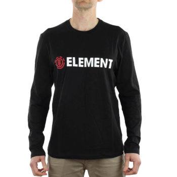 Element Blazin T-Shirt Black