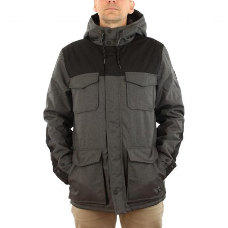 Element Hemlock Jacket Black