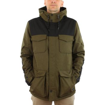 Element Hemlock Jacket Green