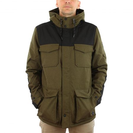 Element Hemlock Jacket Green