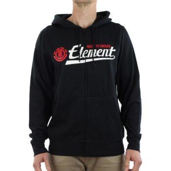 Element Signature Hoodie Black