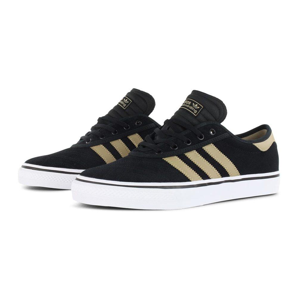 Adidas-Adi-Ease-Premiere-Shoes-Black-Raw-Gold White-02