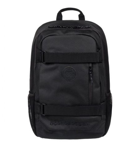 DC Clocked Backpack Black