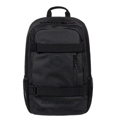 DC Clocked Backpack Black
