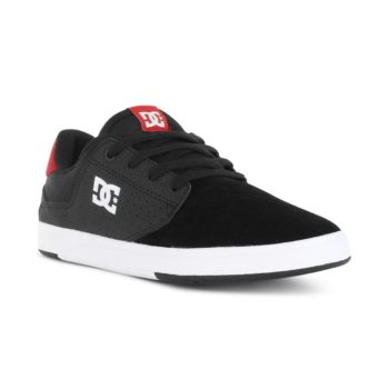 DC Shoes Plaza Black Red