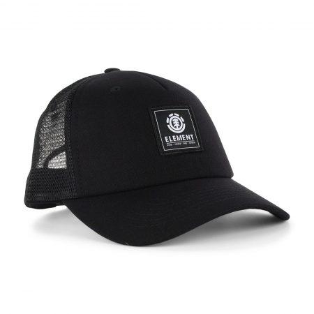 Element Icon Mesh Cap Black