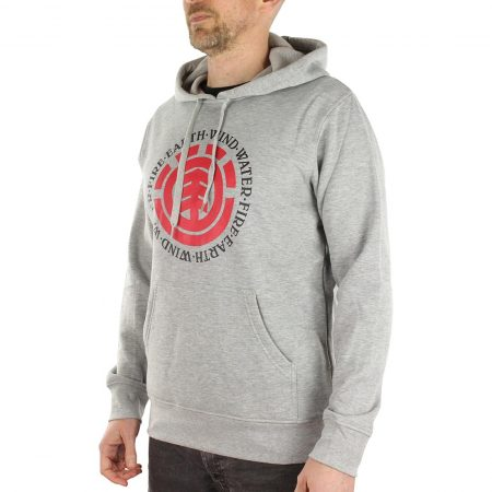 Element Seal Hoodie Grey