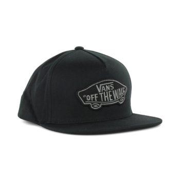 Vans Classic Patch Hat Black
