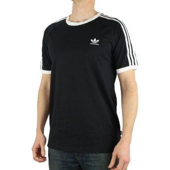 Adidas California Tee Black White