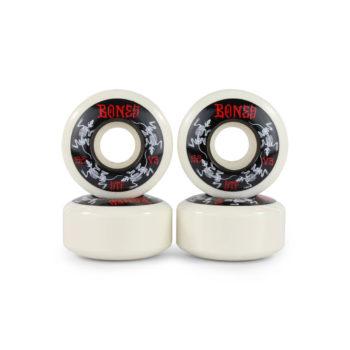Bones STF Wheels 52mm White