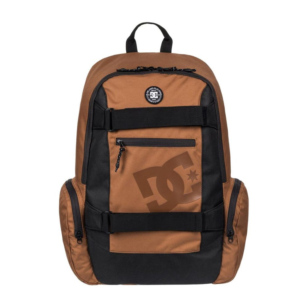 0822050b327e DC Shoes The Breed 26L Backpack - Wheat