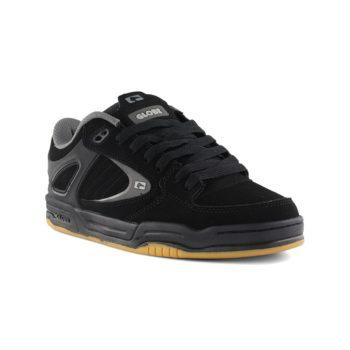 Globe Agent Shoes Black Charcoal