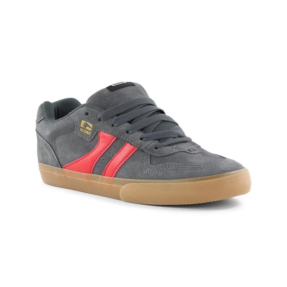 febb9e74166511 Globe Shoes Encore 2 - Charcoal Gum Red