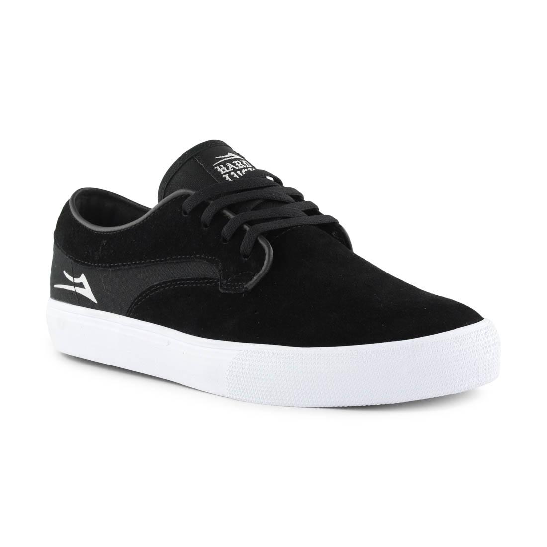 05cd629fc958 ... Skate Shoes / Lakai Shoes x Hard Luck Riley Hawk – Black Suede. Lakai  Riley Hawk Black Suede