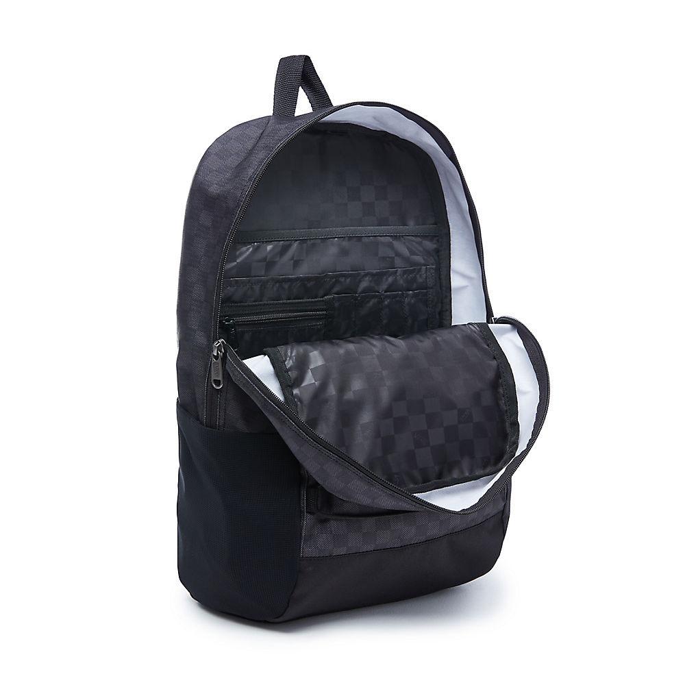 eac911f76e5 Vans Snag 24L Backpack - Black   Charcoal