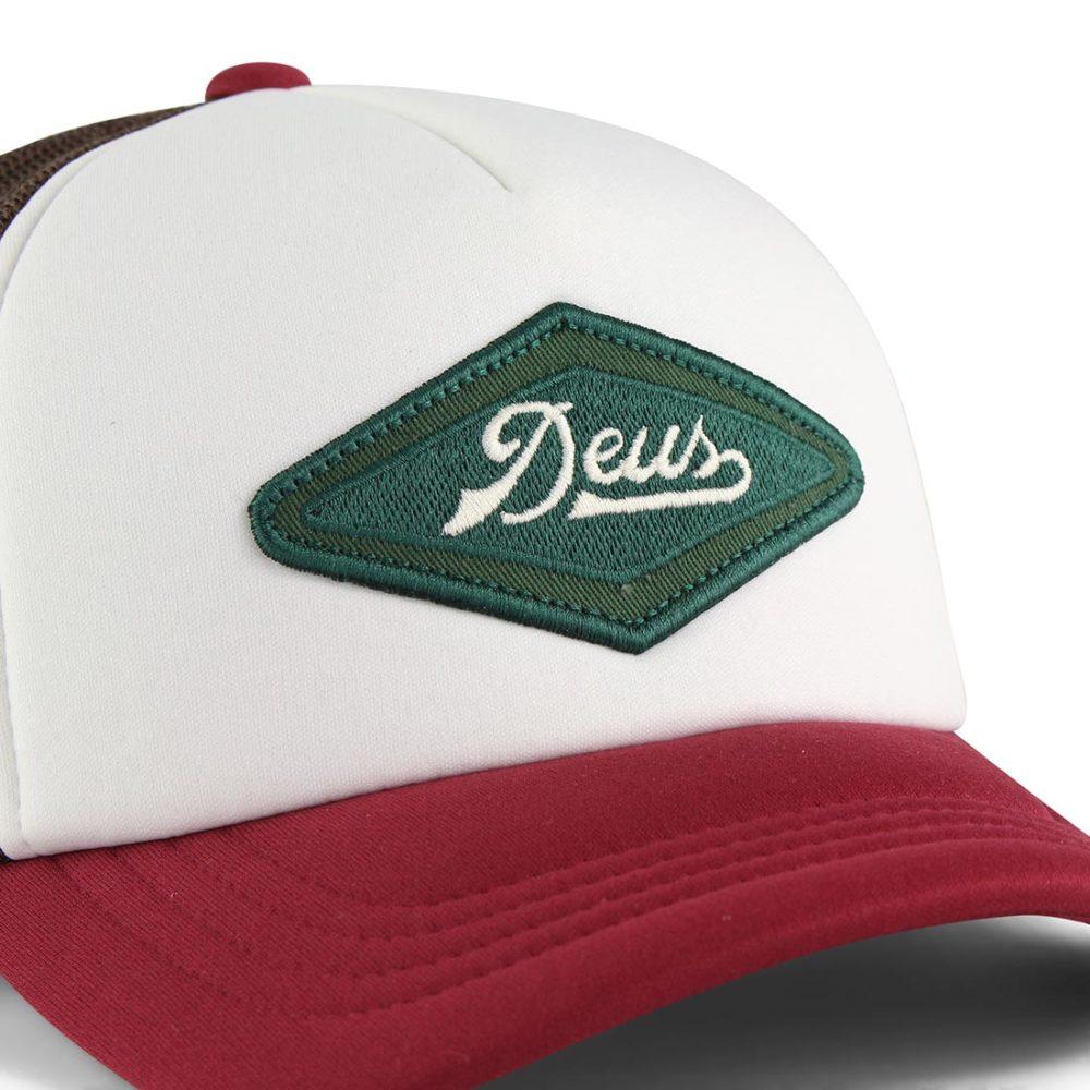 Deus Diamond 2 Trucker Cap Henna