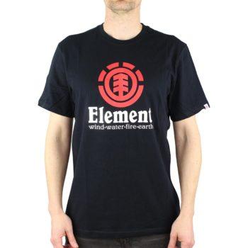 Element Vertical S/S T-Shirt - Black