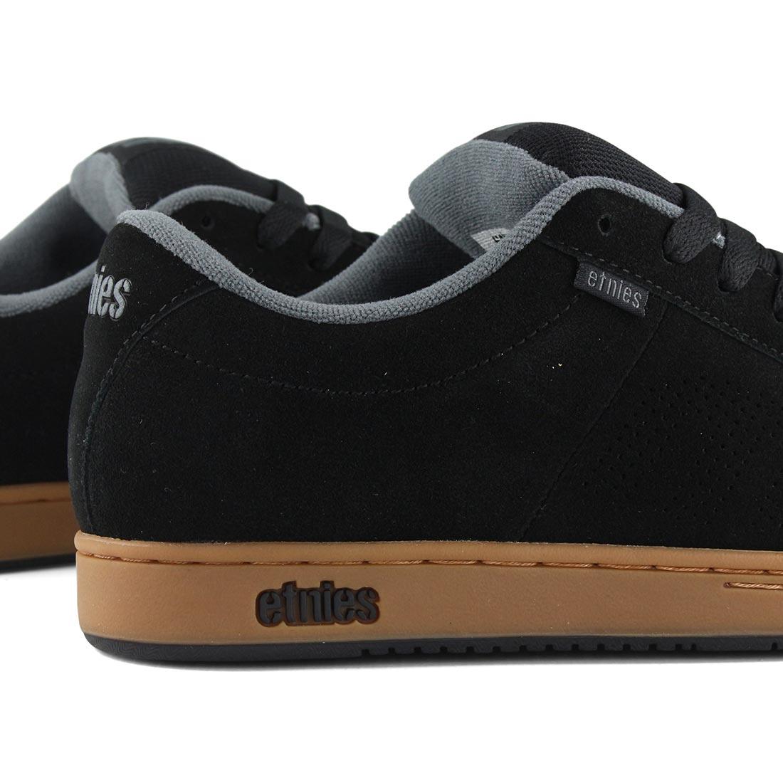 c11e7d2ed8b7 Etnies Kingpin Shoes - Black   Gum   Dark Grey