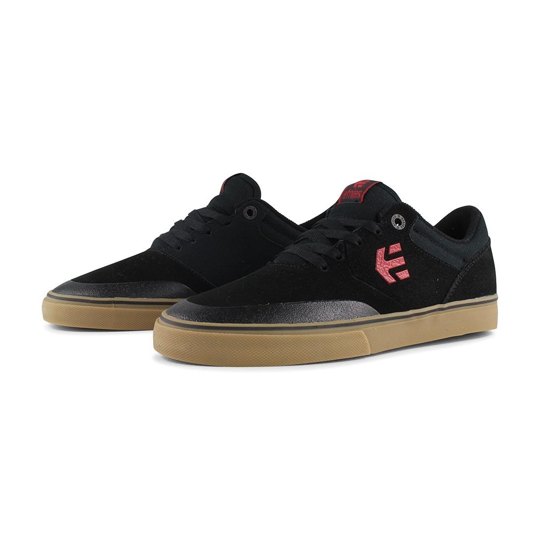 a059c93cee Etnies Marana Vulc Shoes - Black   Red   Gum