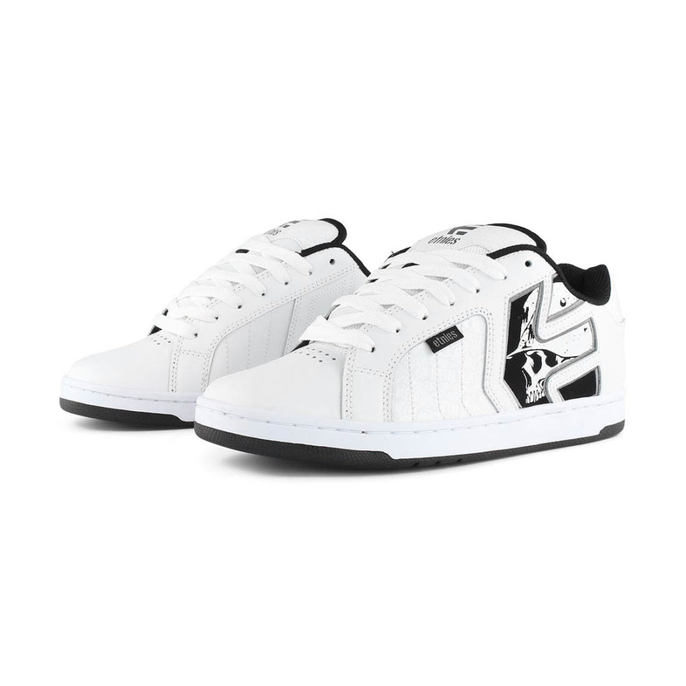 Etnies Metal Mulisha Fader 2 White