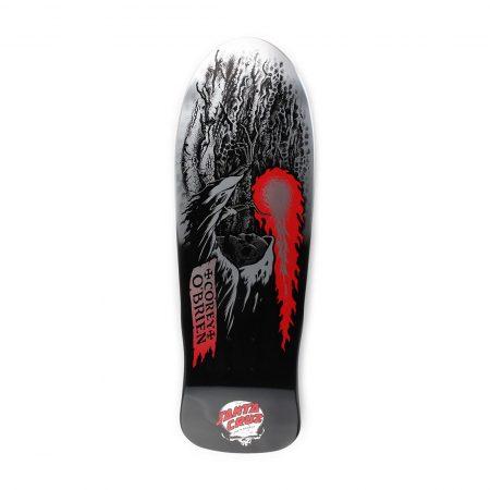 Santa Cruz O'Brien Reaper Reissue Skateboard