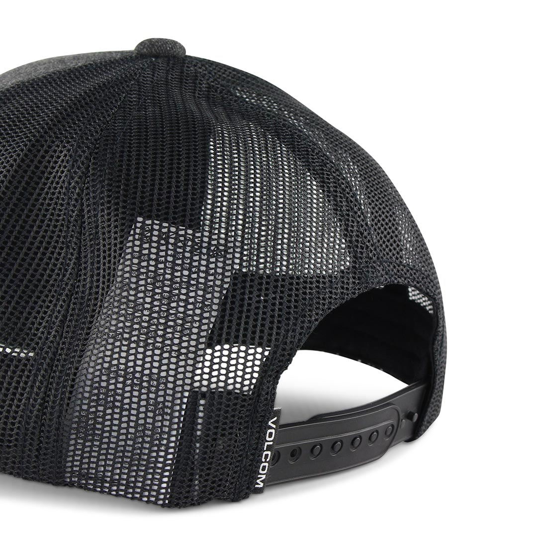 info for 3a26d 4169f ... get volcom full stone mesh back trucker cap charcoal e05c6 aeaab