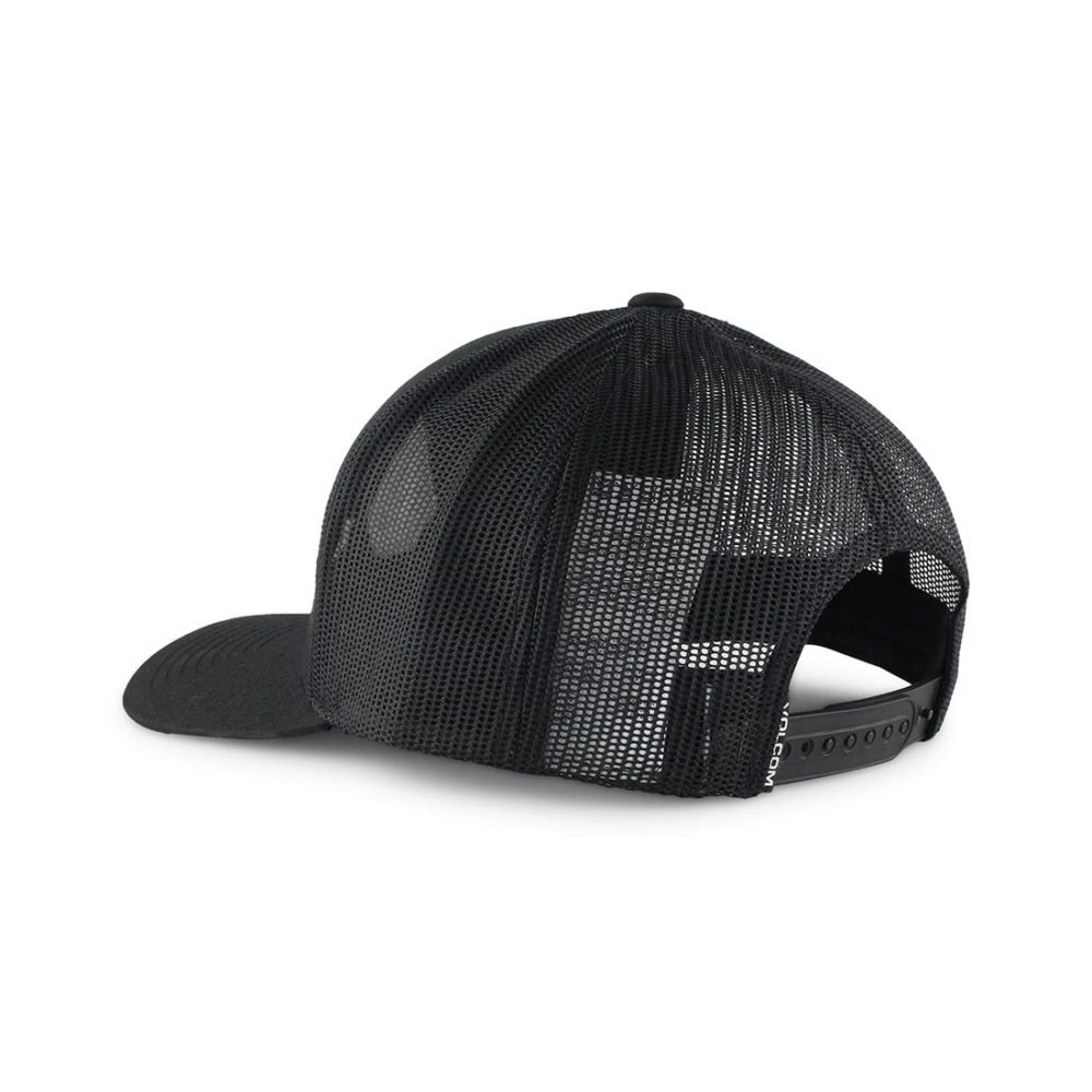 Volcom Full Stone Trucker Cap Black