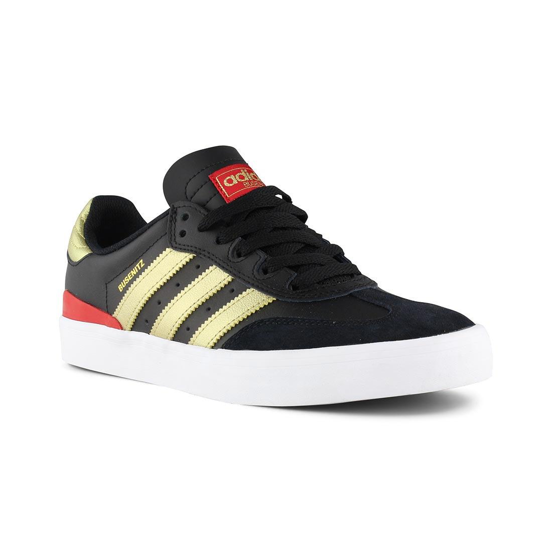 Adidas Shoes Scarlet Metallic Rx Vulc Black Busenitz Gold derBCxWQoE