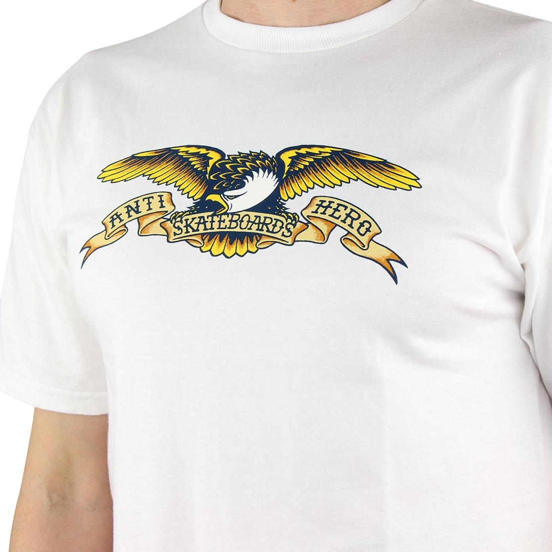 Anti Hero Eagle T-Shirt White