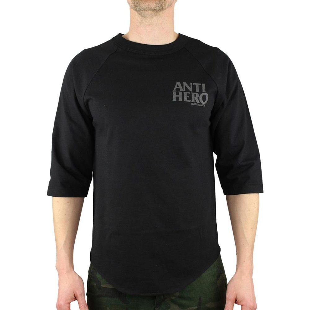 Anti-Hero-Lil-Black-Hero-34-Raglan-T-Shirt-Black-Grey-Reflective-01
