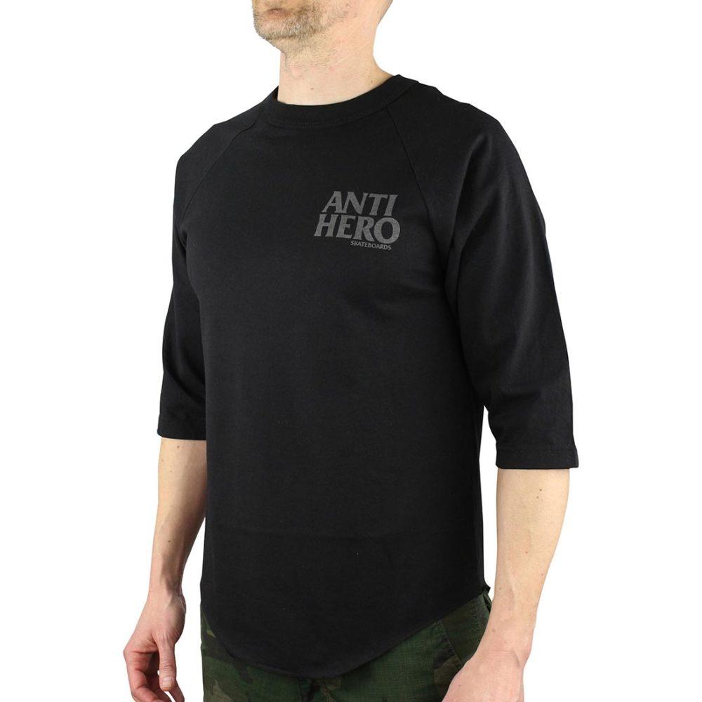 Anti-Hero-Lil-Black-Hero-34-Raglan-T-Shirt-Black-Grey-Reflective-02