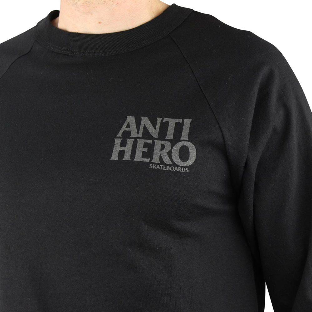Anti-Hero-Lil-Black-Hero-34-Raglan-T-Shirt-Black-Grey-Reflective-05