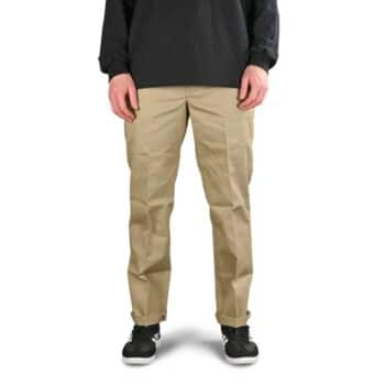 Dickies 873 Slim Straight Work Pant - Khaki