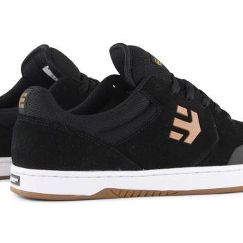 Etnies Marana Chris Joslin Shoes - Black / Tan