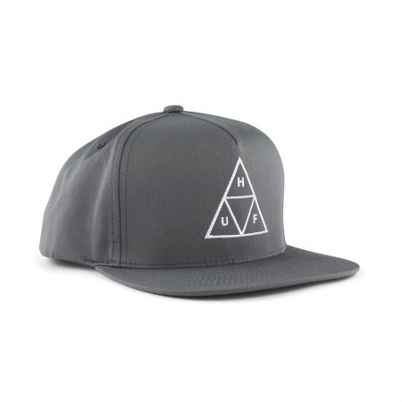 Huf Triple Triangle Hat Charcoal