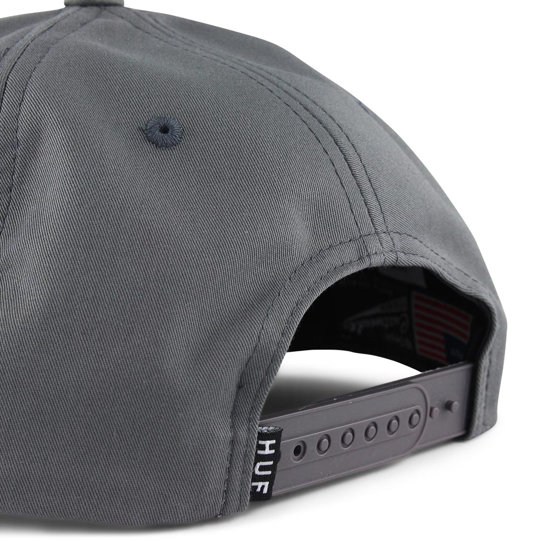 Huf Triple Triangle Hat Charcoal