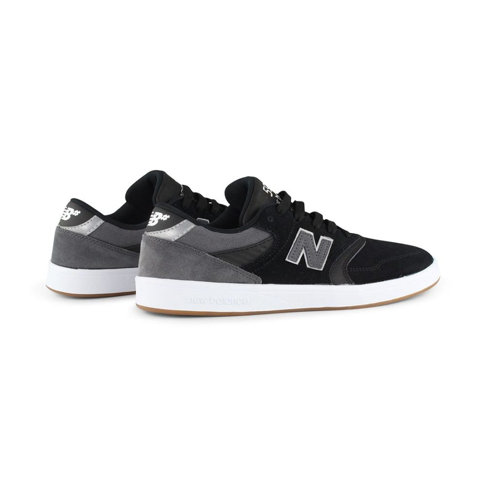 New-Balance-Numeric-598-Shoes-Black-Grey-04