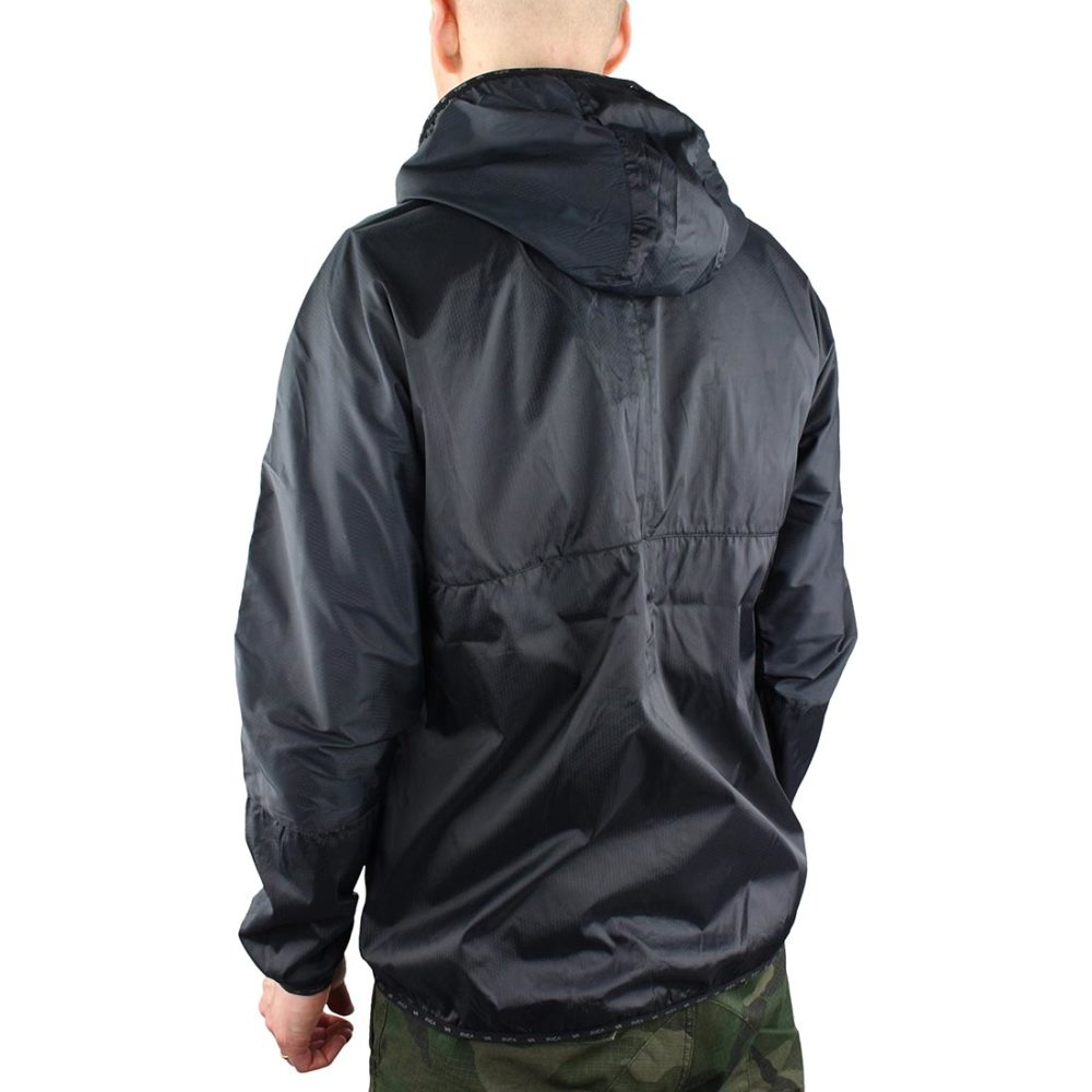 RVCA Hexstop II Jacket Black
