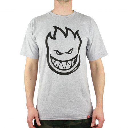 Spitfire Bighead T-Shirt Grey