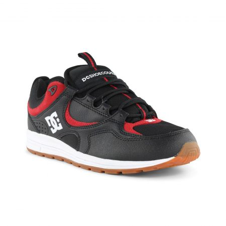 DC Shoes Kalis Lite Black / Athletic Red