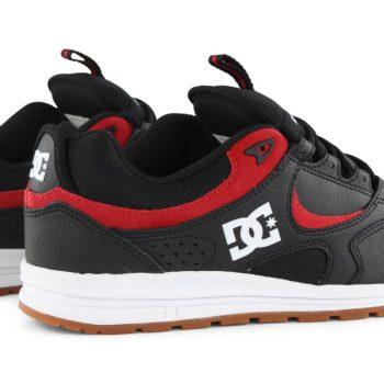 DC Shoes Kalis Lite Black / Athletic Red