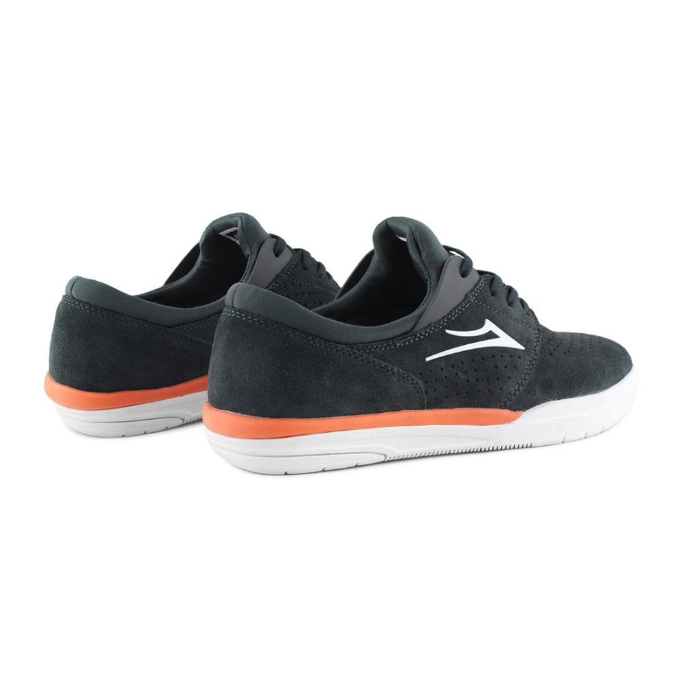 Lakai Fremont Shoes - Charcoal Suede